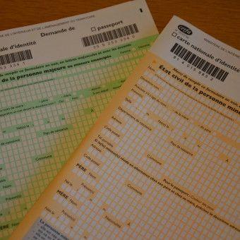 cerfa n°12100*02 carte d identité mineur Carte Nationale d'Identité