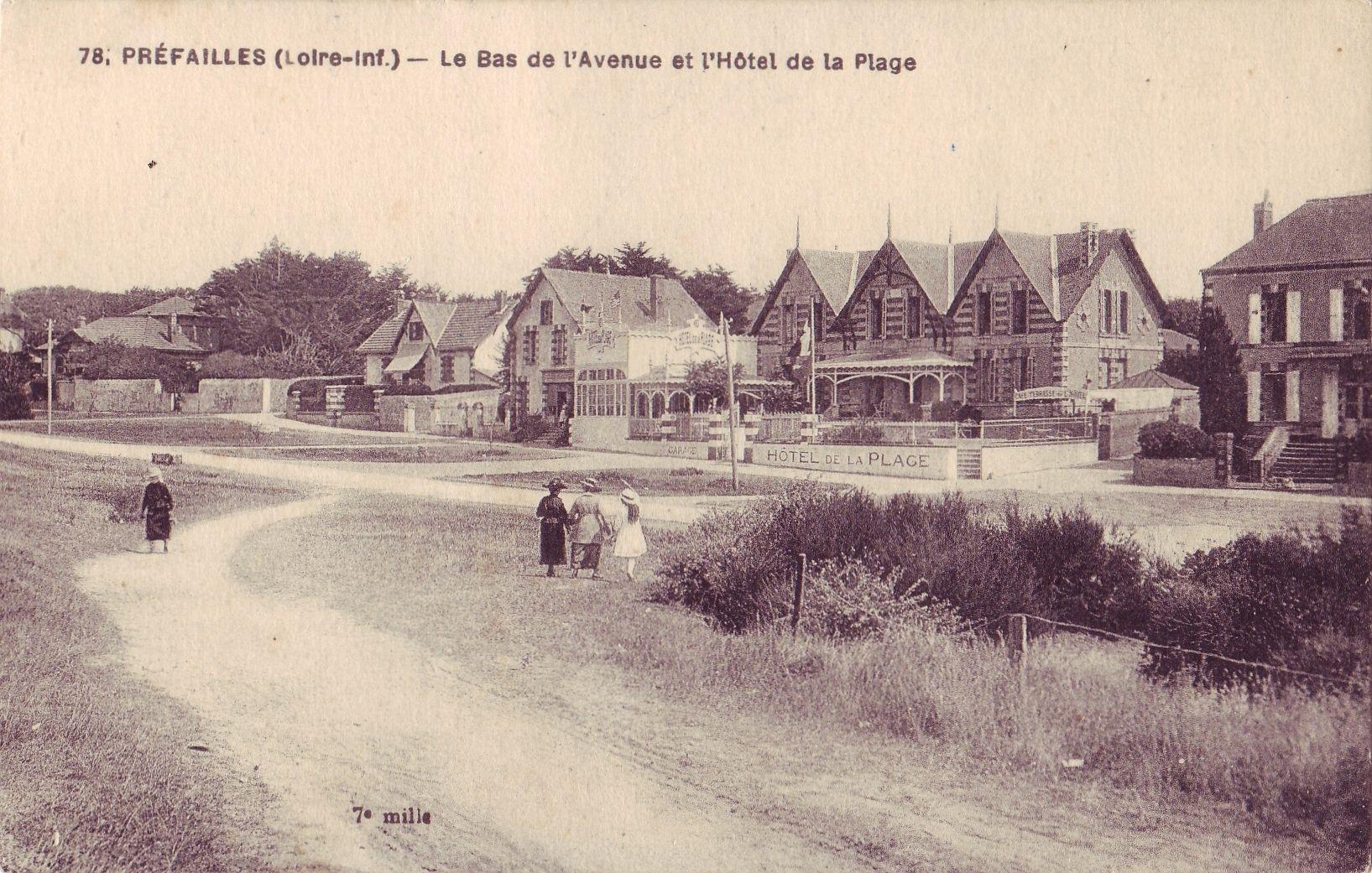 Avenue de la Plage 1
