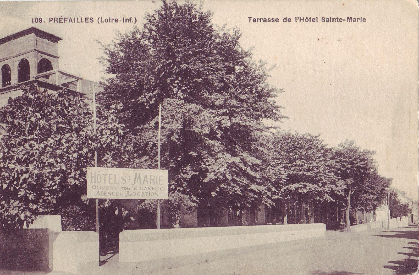 Hôtel Sainte-Marie 1
