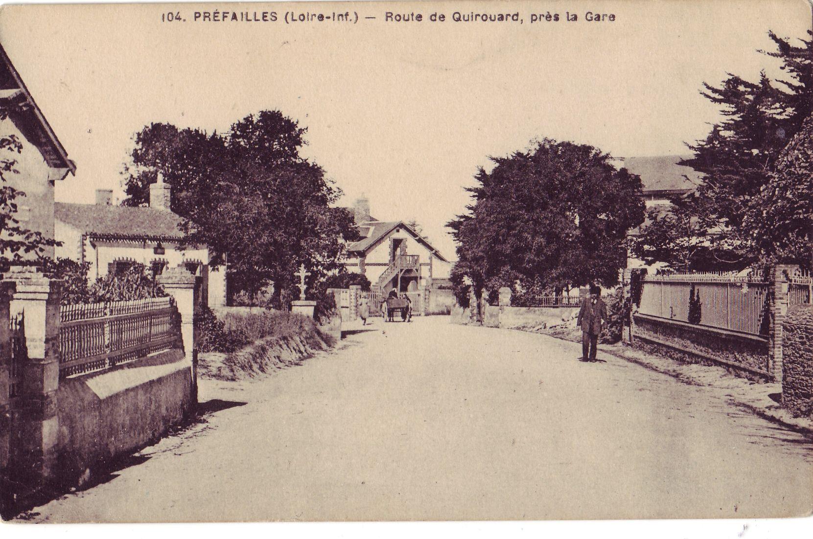 Route de Quirouard