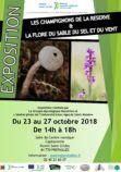 Affiche expo_champignons et flore_oct2018